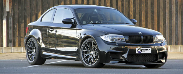 De la nemti vine BMW-ul Seria 1 cu 564 CP sub capota