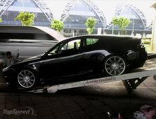 De la Opel Calibra la... Aston Martin DBS
