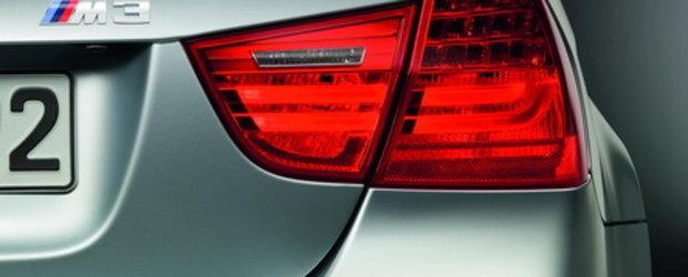 De la patru la opt cilindri - Descopera istoria lui BMW M3