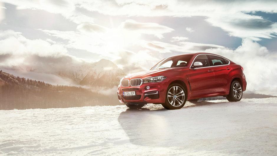 De la poze pe forum, la campanie outdoor pentru BMW: Ciprian Mihai