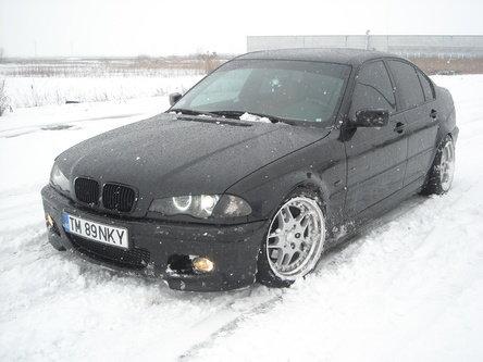 De la TM22UPS la TM89NKY: BMW E46 by Caius&Naky