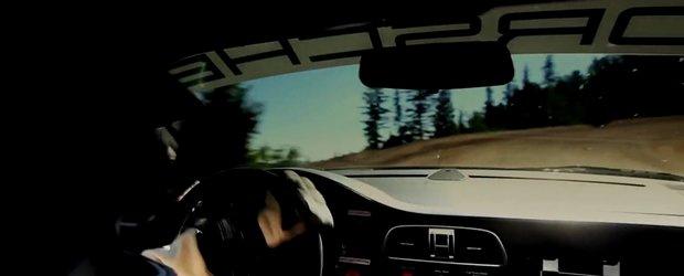 De nepretuit: In masina cu Jeff Zwart la Pikes Peak