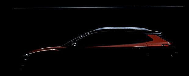 De parca nu l-am vazut deja. Hyundai insista cu video-uri teaser in care apare noul Kona