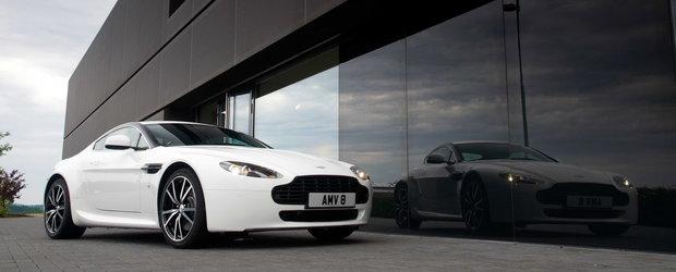 De pe circuit direct pe strada: Aston Martin prezinta noul V8 Vantage N420