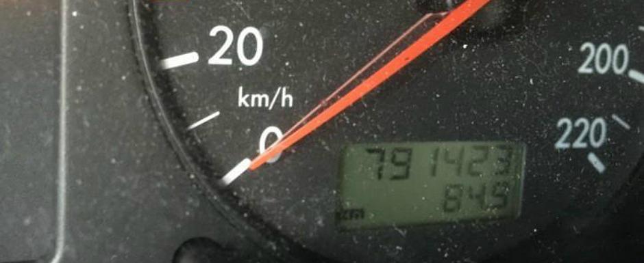 De pe vremea cand Volkswagen inca facea masini: Passat-ul ASTA are 800 de mii de km la bord!