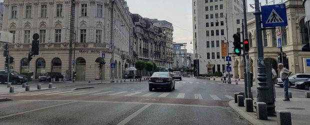 De saptamana viitoare, soferii nu vor mai putea circula cu masina in centrul Bucurestiului