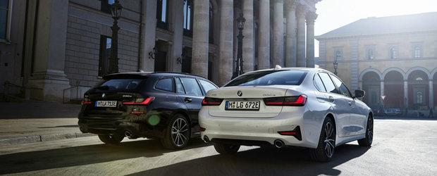 De toate pentru toti. Gama BMW Seria 3 se imbogateste cu alte trei versiuni plug-in hybrid, inclusiv un break