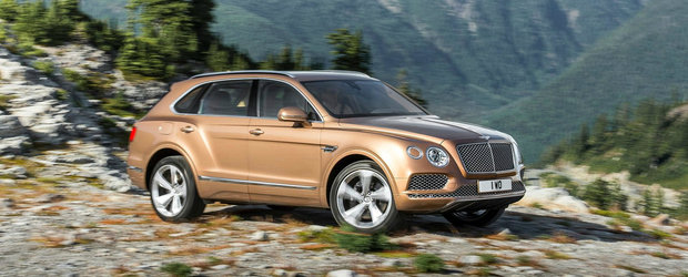 De unde vine numele celui mai performant SUV din lume, Bentley Bentayga?