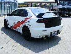 De vanzare: Mitsubishi Lancer Evo X