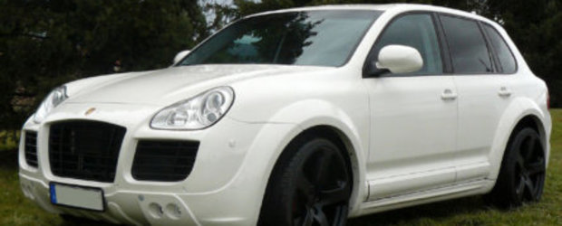 De vanzare: Porsche Cayenne V10 TDI