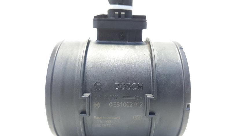 Debitmetru aer, cod GM55562426, 0281002912, Opel Insignia A, 2.0 CDTI, A20DTH (id:487687)
