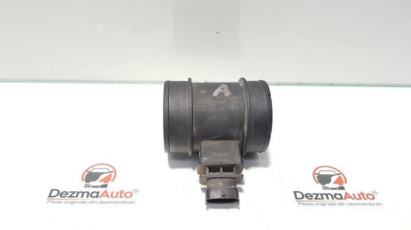 Debitmetru aer, Opel Astra H Combi, 1.9 cdti, cod GM55350048, 0281002618 (id:368050)