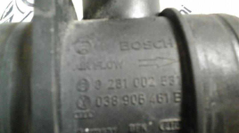 Debitmetru aer VW Polo 14Diesel an 2005-2008 cod 038906461B