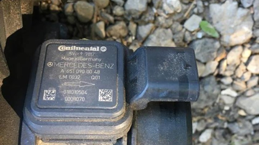 Debitmetru mercedes c class w204 2.2 cdi euro5 an 2011