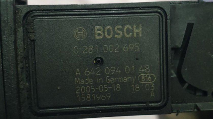 Debitmetru Mercedes ML 320 CDI W164 2007 a6420940148