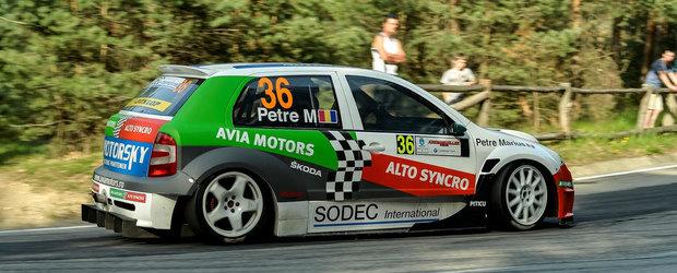 Debut cu dreptul pentru Avia Motors & Alto Syncro in Campionatul National de Viteza in Coasta