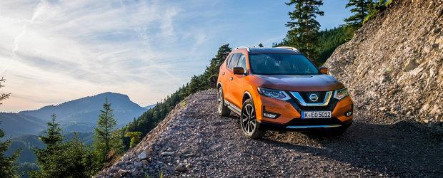 Debuteaza luna viitoare in Europa, asa ca am aflat absolut tot despre noul Nissan X-Trail