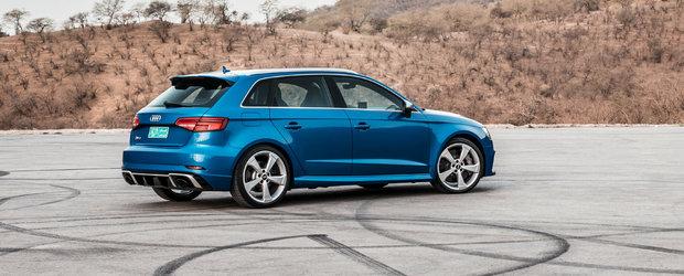 Decizie de ultima ora luata de Audi. Hot-hatch-ul cu 400 de cai indisponibil pe mai multe piete, inclusiv in Europa