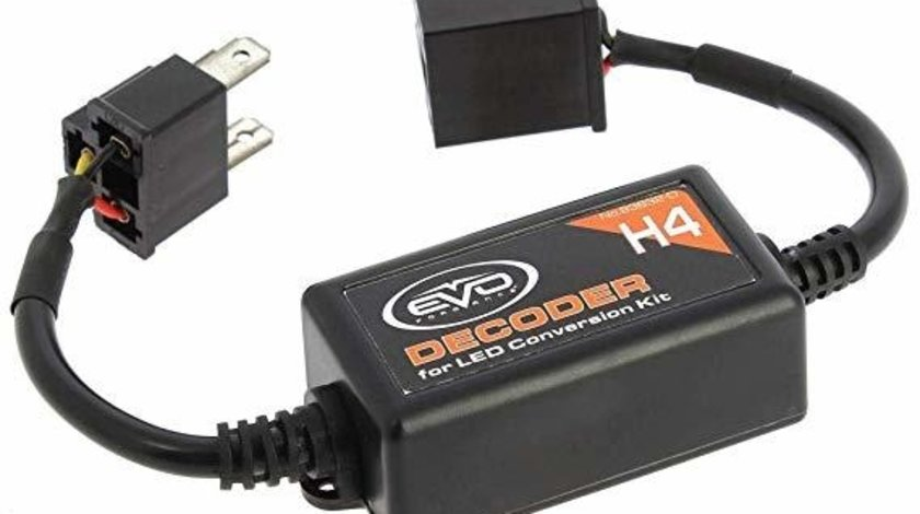 Decodor de eroare pentru kit conversie Xenon H4 Kft Auto