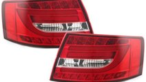 DECTANE Stopuri LED compatibil cu AUDI A6 4F SEDAN...