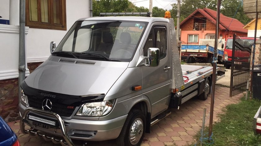 Deflector Capota Mercedes Sprinter 2000 - 2006