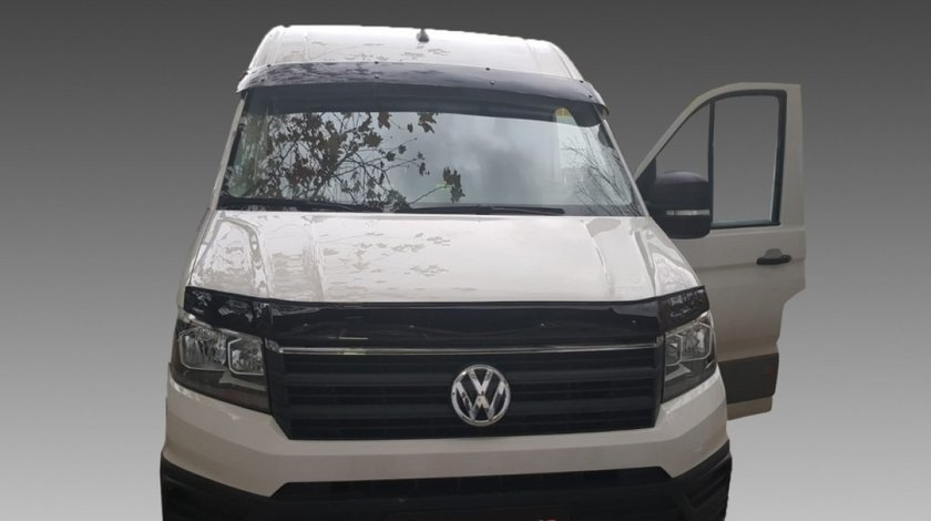 Deflector Capota Vw Crafter 2018-