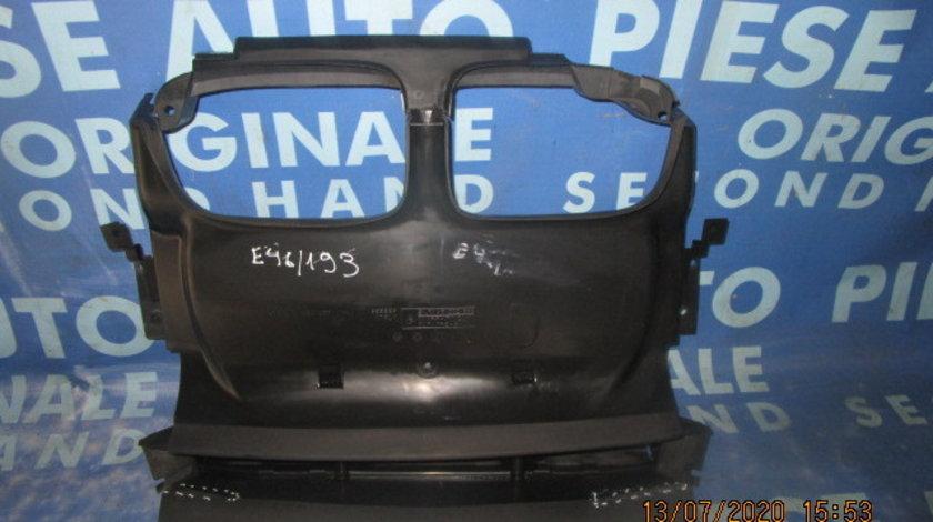 Deflector radiator BMW E46 320d 2.0d M47; 8202832