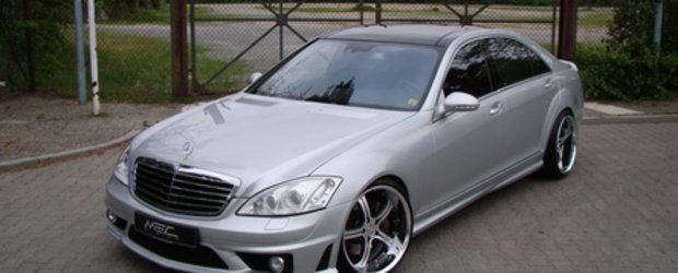 Deja Vu: MEC Design modifica Mercedes-ul S-Class