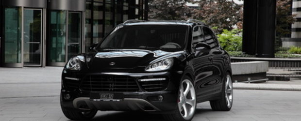 Deja-Vu: Si TechArt modifica noul Porsche Cayenne