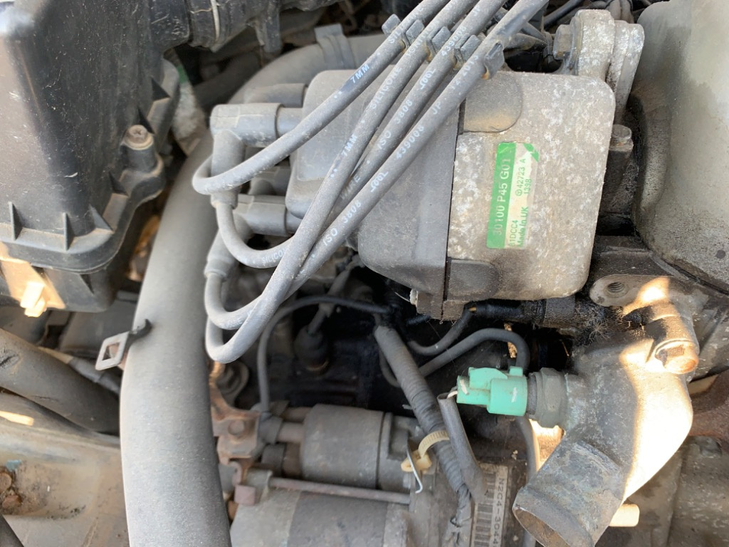 Delcou Rover 620 si 2000