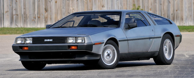 DeLorean DMC-12 se intoarce...in prezent. Legendarul model intra din nou in productie