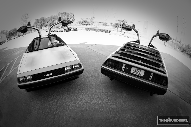 DeLorean DMC-12 - DeLorean DMC-12