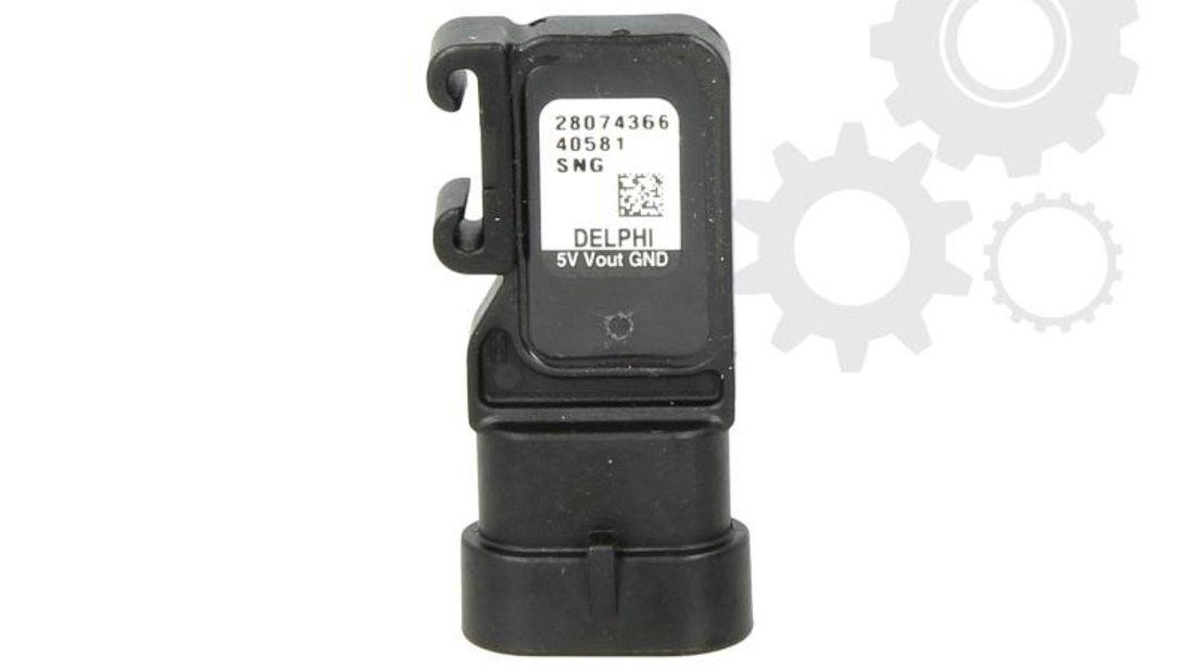 Delphi senzor presiune galerie admisie pt daewoo, fiat, opel, renault mot benzina