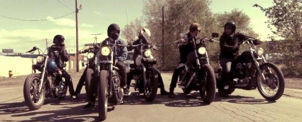 Depth of Speed, ep. 1 - pasiunea pentru motociclete si libertate