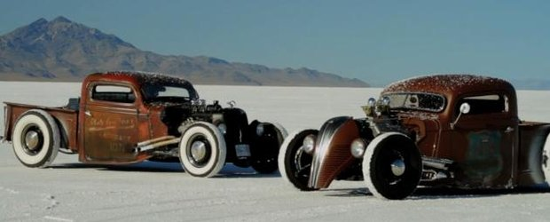 Depth of Speed, ep. 9 - oda intinderii de sare de la Bonneville