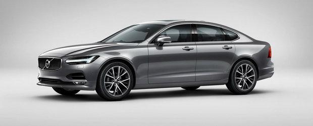 Descopera noul Volvo S90 in peste 90 de imagini interioare, exterioare si tehnice