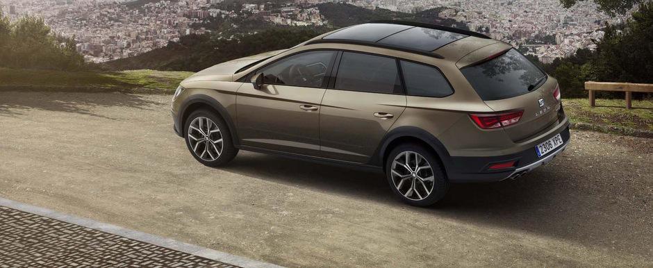 Design sau practicabilitate? Noul SEAT Leon X-PERIENCE le are pe toate!