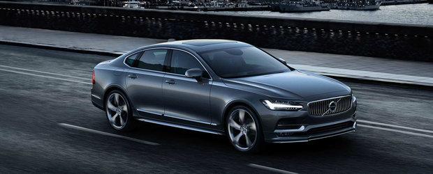 Design-ul il recomanda ca fiind cel mai stilat sedan din clasa mare. Dar se si conduce la fel de bine precum arata?