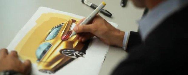 Designul noii Serii 3 de la BMW - cum s-a nascut noua fata BMW