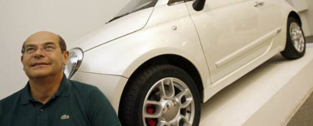 Designul viitoarelor modele Chrysler si Lancia va fi realizat de creatorul lui Ferrari Enzo