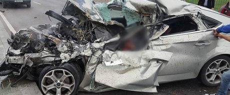 Despre accidentul grav de aseara de pe DN1. Ar trebui CNADNR acuzat de omor?