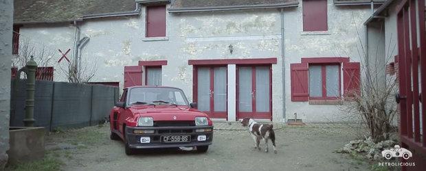 Despre masini si pasiune: Povestea unui francez indragostit de Renault 5 Turbo