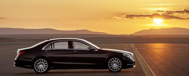 Despre noul Mercedes S-Class in numere si cifre