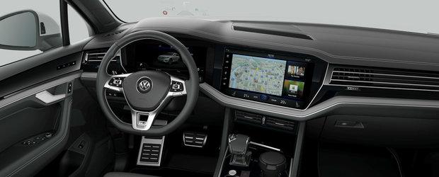 Destul incat sa vorbesti de unul singur. Cat costa cel mai scump Volkswagen scos la vanzare in Romania?