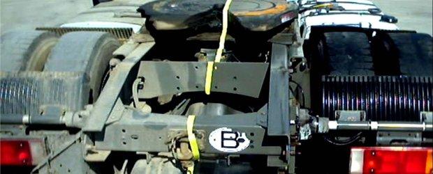 Detailing auto cum nu credeai ca exista - reinvierea unui cap tractor