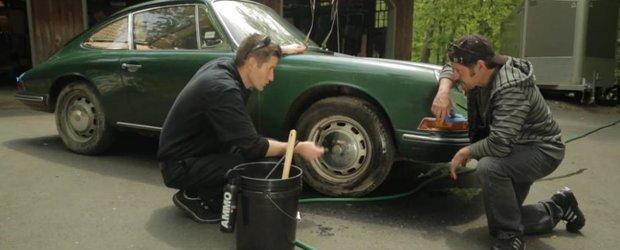 Detailingul auto dus la un nou nivel: restaurarea unui Porsche 912