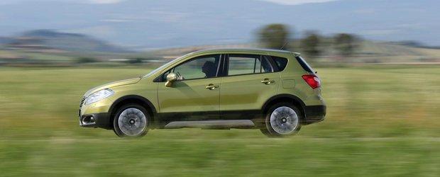 Detalii complete despre noul Suzuki SX4 2014 si galerie foto