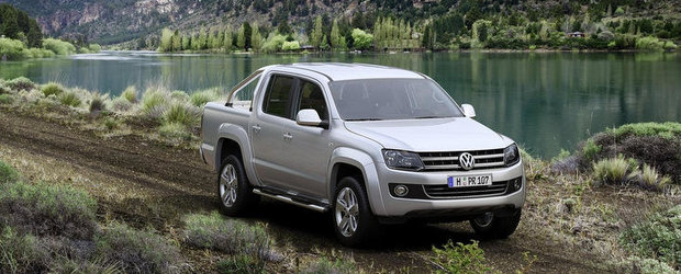 Detalii despre versiunea 2013 a lui VW Amarok
