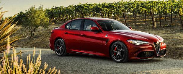 Detaliile care transforma noua Alfa Giulia QV intr-un rival de temut pentru BMW M3