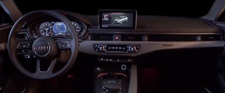 Detaliile care transforma noul Audi A4 in regele segmentului mediu premium